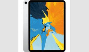 iPad Pro 11 Inch 2018 64GB Silver Wifi Only